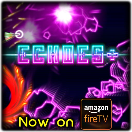 Echoes+ Fire OS Front Cover