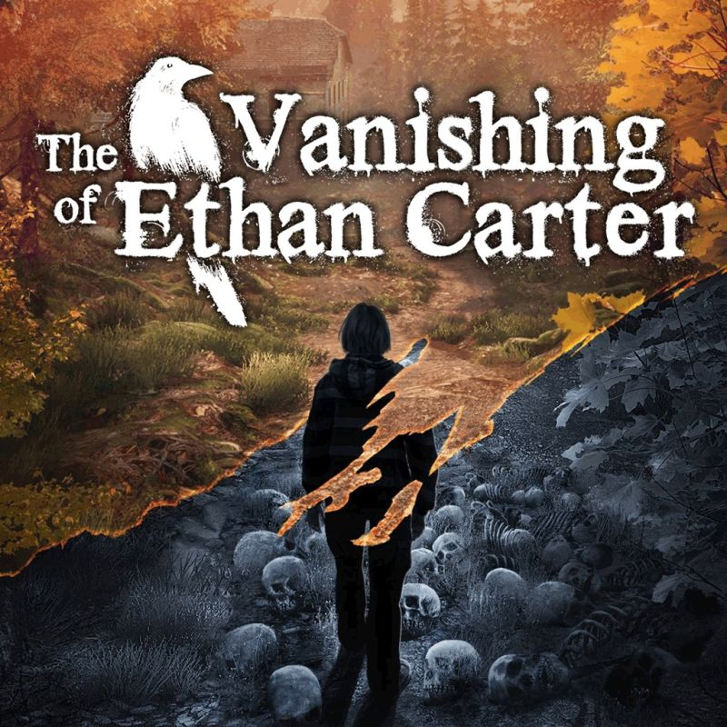 307665 the vanishing of ethan carter playstation 4 front cover Puzzle Games New Zealand