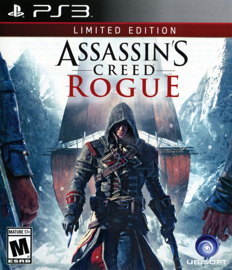 Assassin S Creed Rogue Limited Edition For Playstation 3 2014