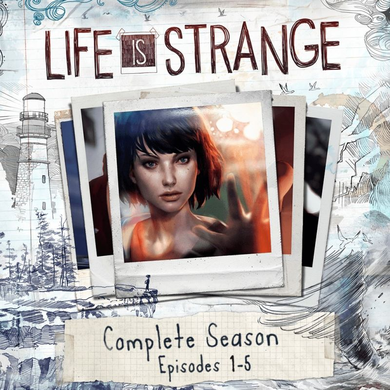 Life Is Strange Complete Season Episodes 1 5 2015