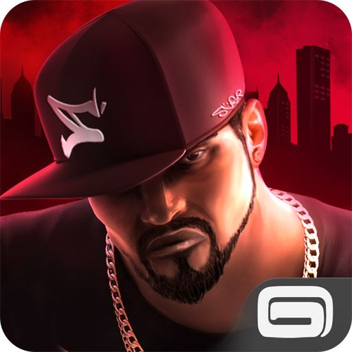 Gangstar City Android Front Cover