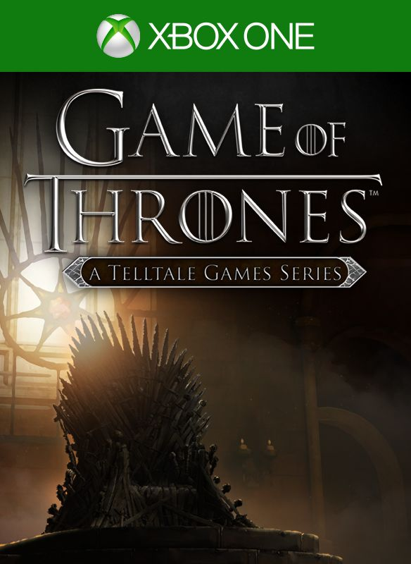 Game of Thrones (2015) Xbox One box cover art - MobyGames Xbox 360 Game Covers Download