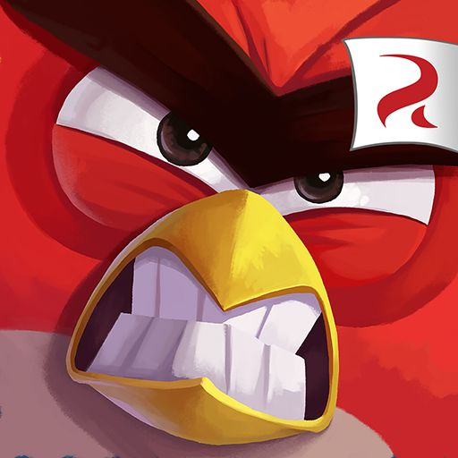 Angry Birds 2 Android Front Cover first version