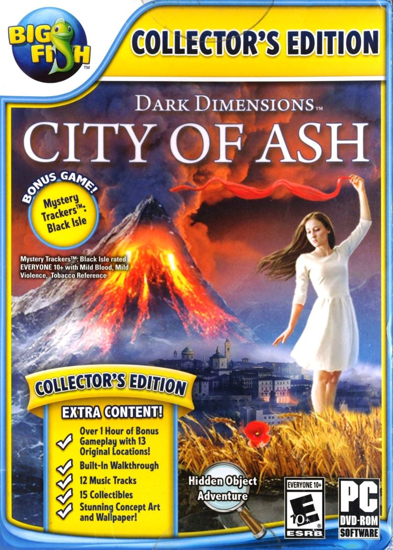 Dark Dimensions: City of Ash (Collector's Edition)