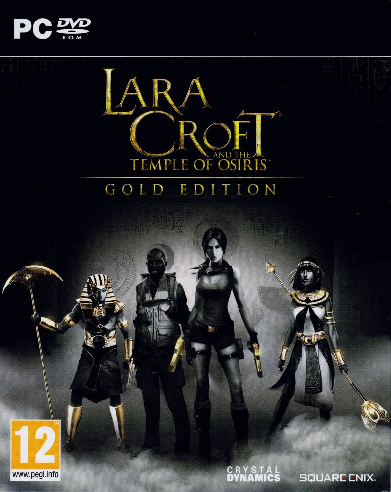 Lara Croft and the Temple of Osiris (Gold Edition)