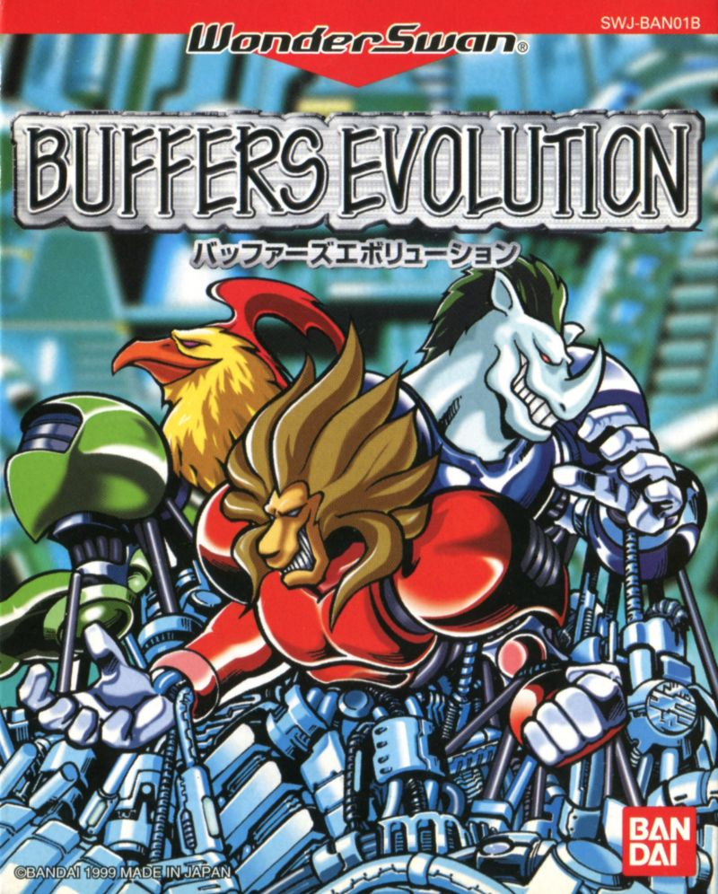 Best WonderSwan Games - Buffers Evolution