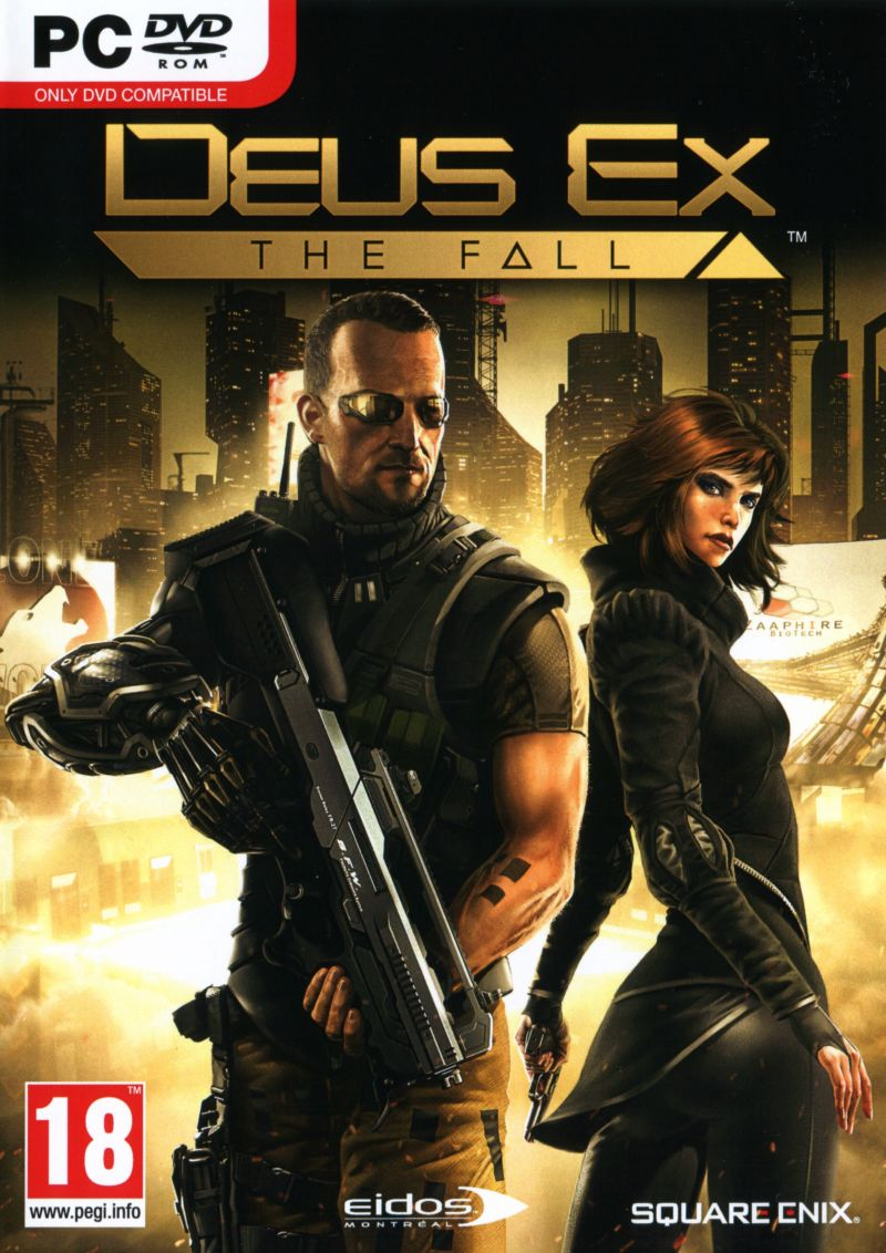 Deus Ex: The Fall Mature 17+ Games Android