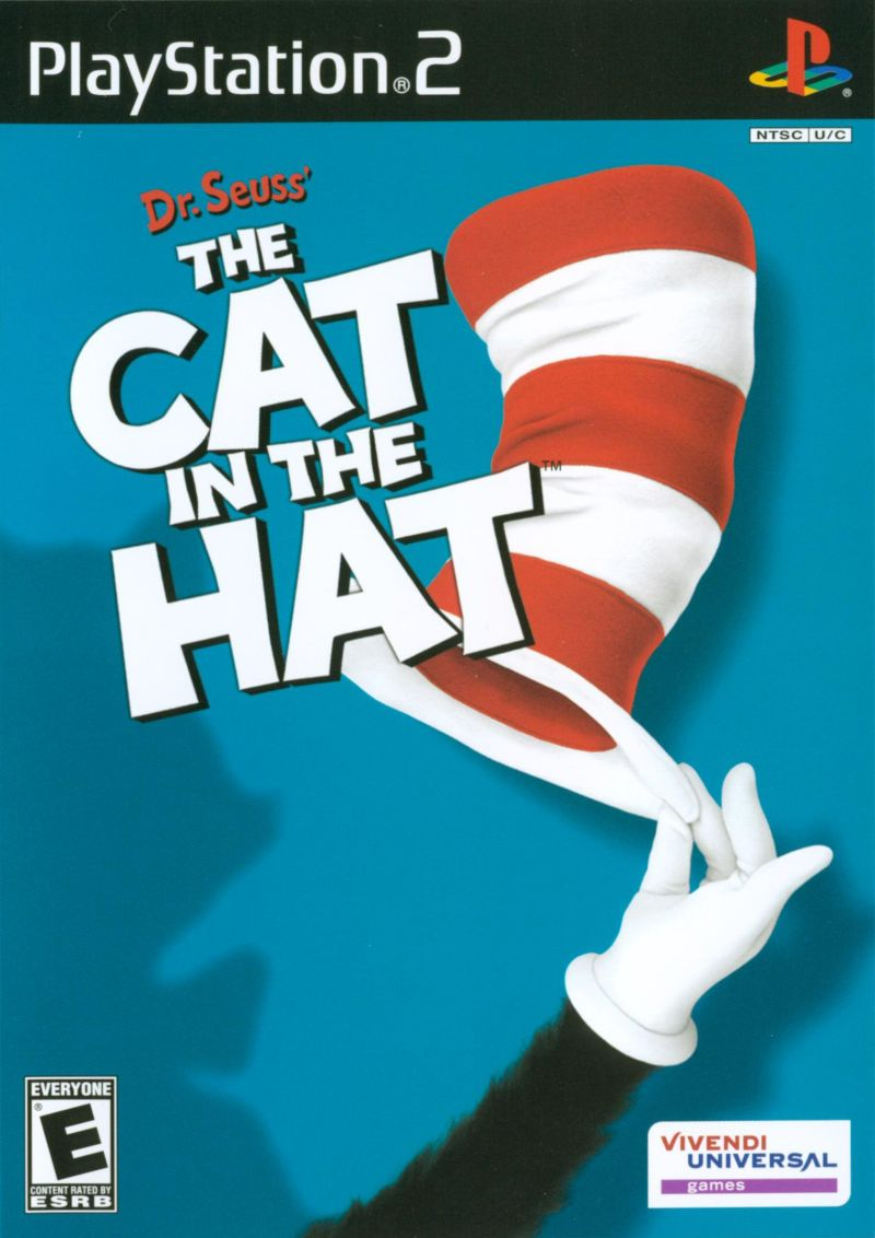 обложка 90x90 Dr. Seuss' The Cat in the Hat
