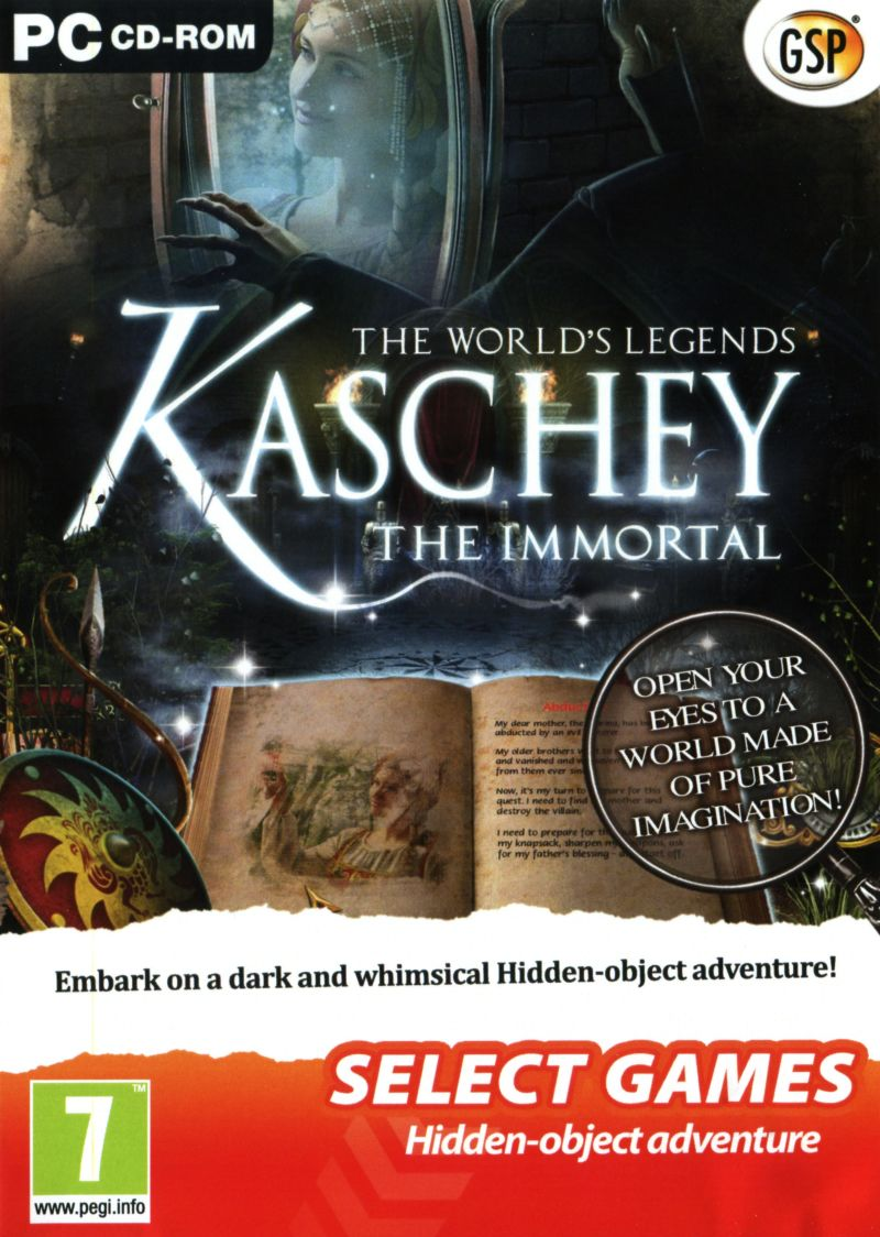 The World's Legends: Kaschey the Immortal