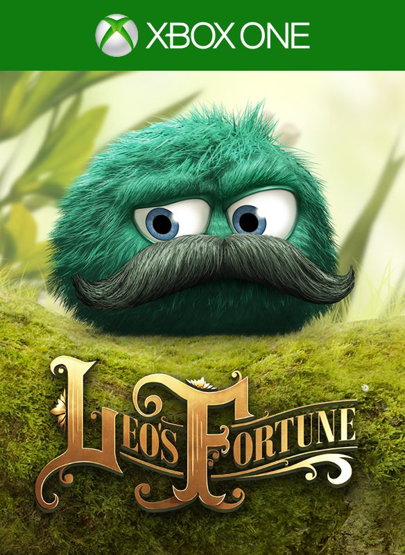 Leo's Fortune Xbox One Front Cover