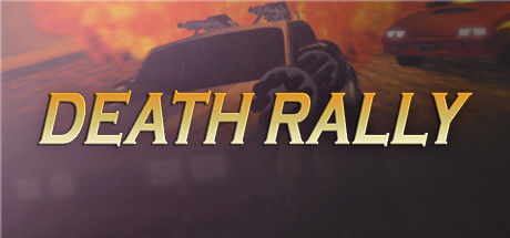 Death Rally Macintosh Front Cover