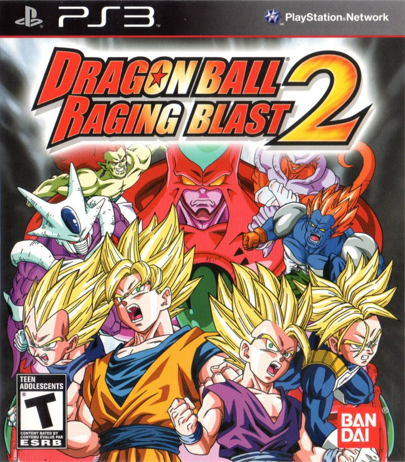 Image result for dragon ball raging blast 2