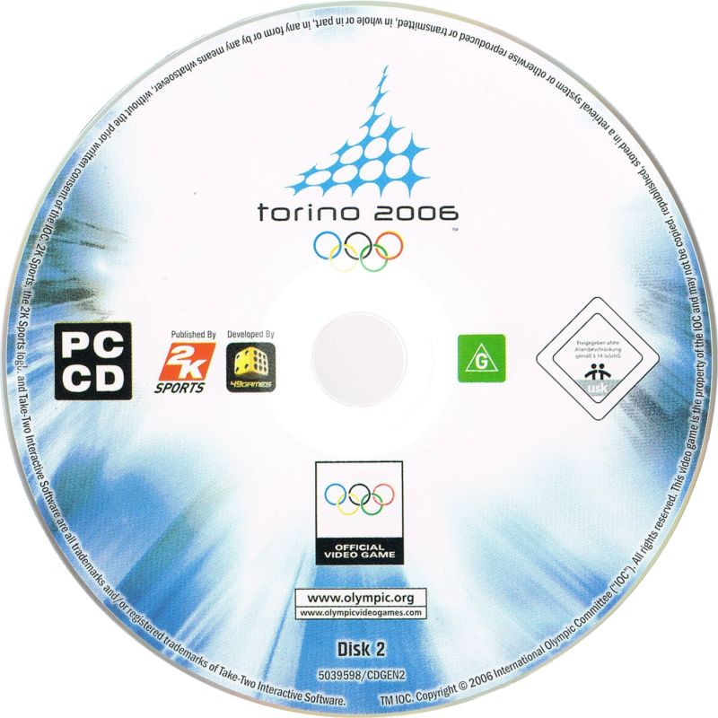 Torino 2006 Windows Media Disc 2