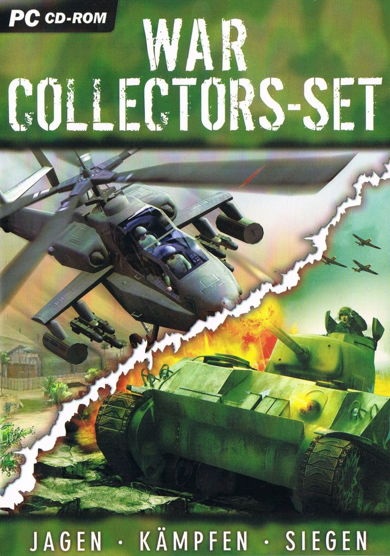 War Collectors-Set