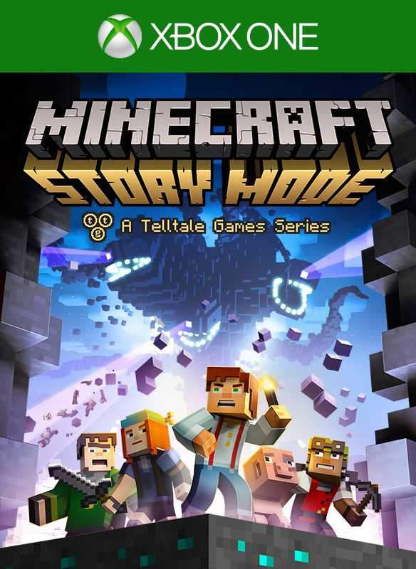 Minecraft Story Mode Episode 1 The Order Of The Stone 2015