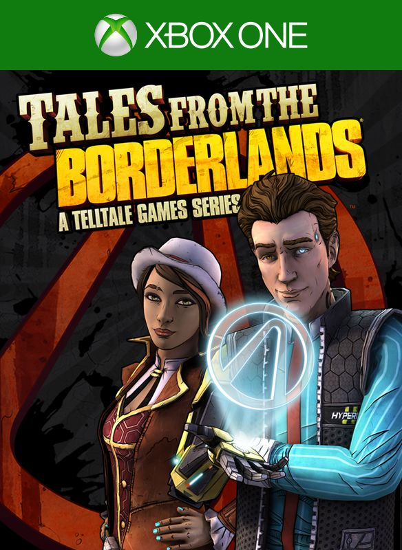 Tales from the borderlands: episode 1 zer0 sum (2014) xbox one.