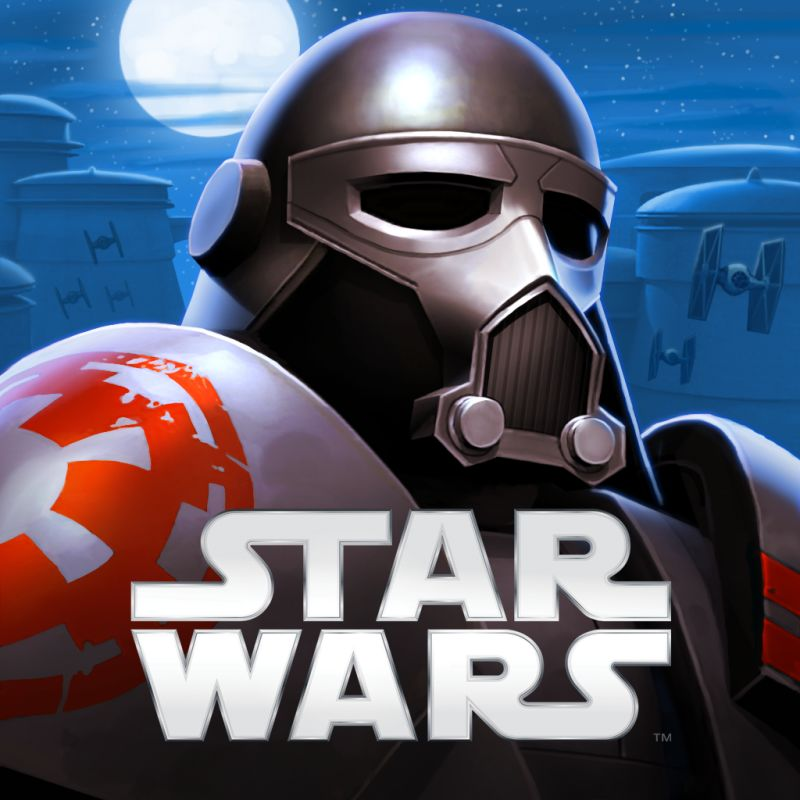 Star Wars: Uprising iPad Front Cover