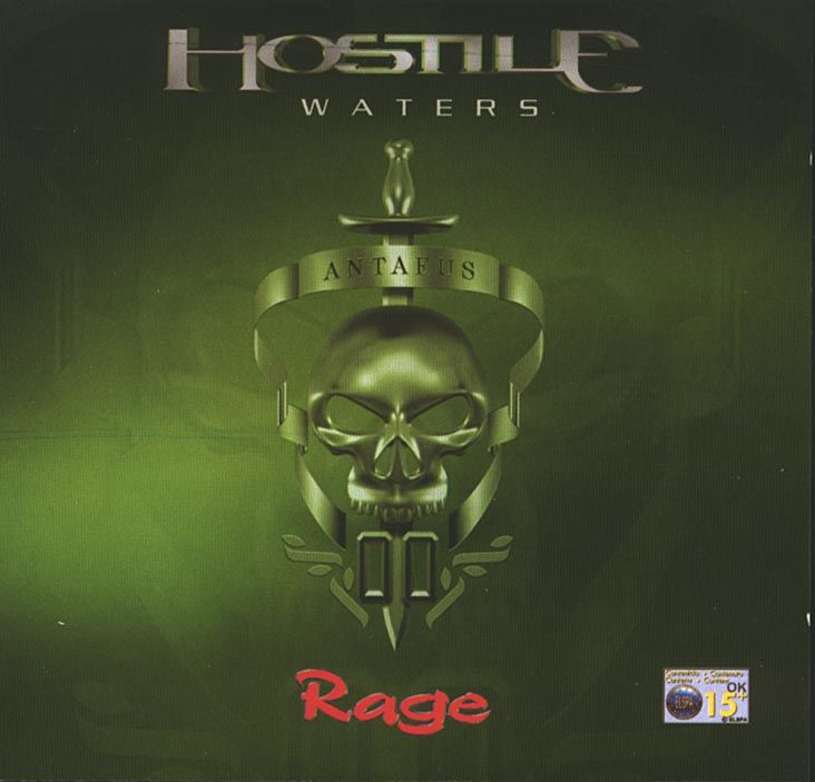 Hostile Waters: Antaeus Rising Windows Other Jewel Case - Front
