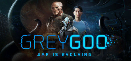 Grey Goo Windows Front Cover
