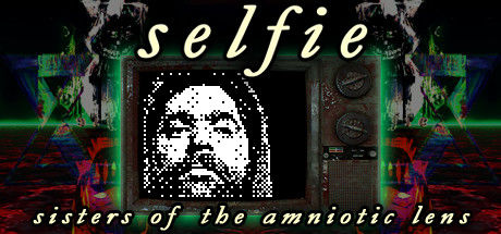 Selfie: Sisters of the Amniotic Lens Windows Front Cover