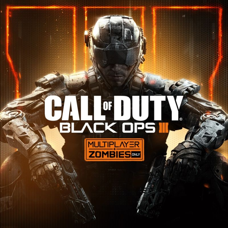 Call of Duty: Black Ops III (2015) PlayStation 3 box cover art - MobyGames
