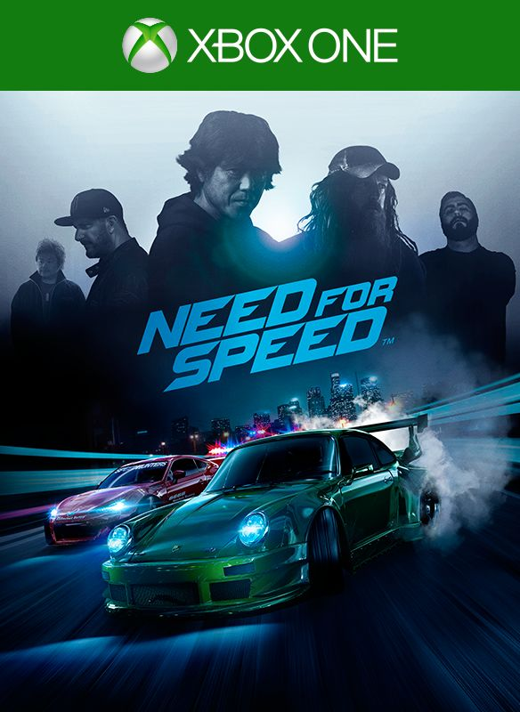 Book Cover Background Xbox One ~ Need for speed xbox one mobygames