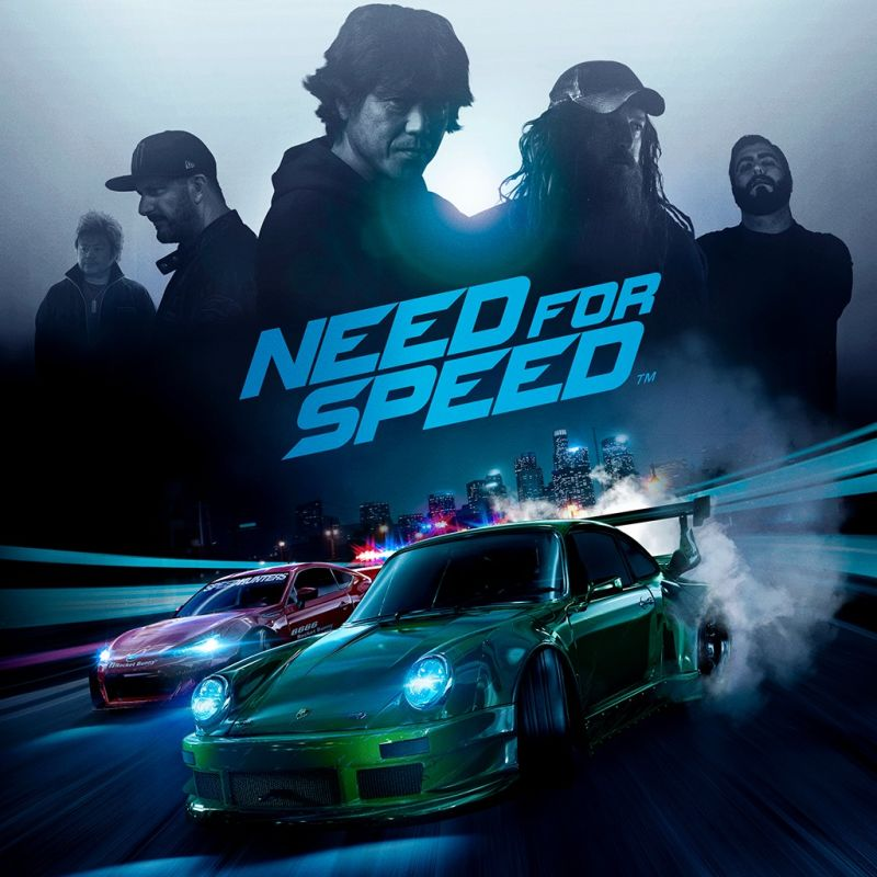 need for speed 2015 playstation 4 box cover art mobygames. Black Bedroom Furniture Sets. Home Design Ideas