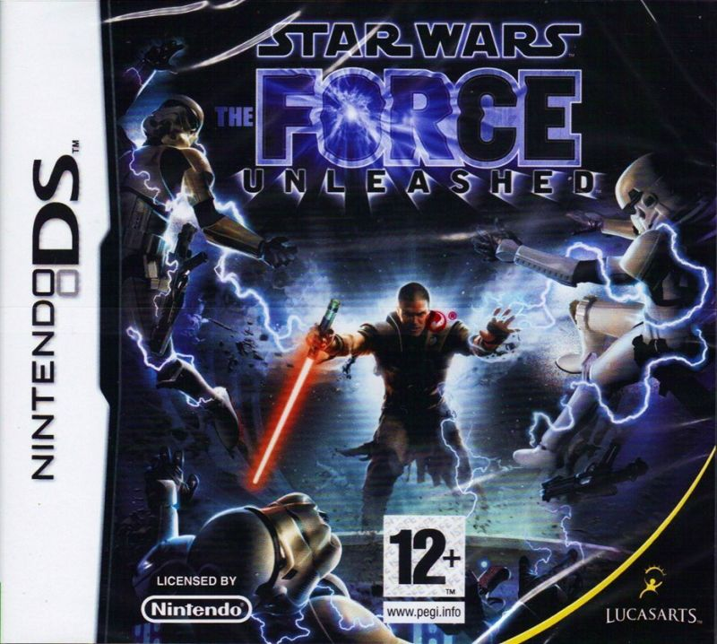 Star Wars: The Force Unleashed Nintendo DS/ROM Download