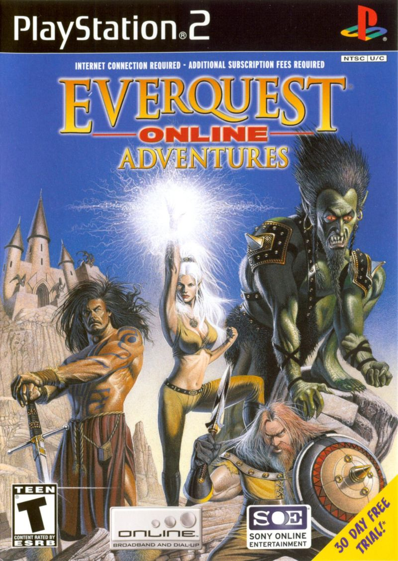 обложка 90x90 EverQuest Online Adventures