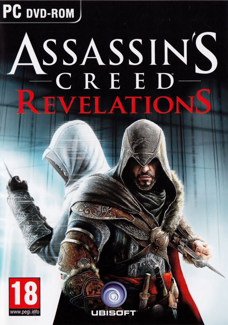Assassin's Creed: Revelations Windows Front Cover