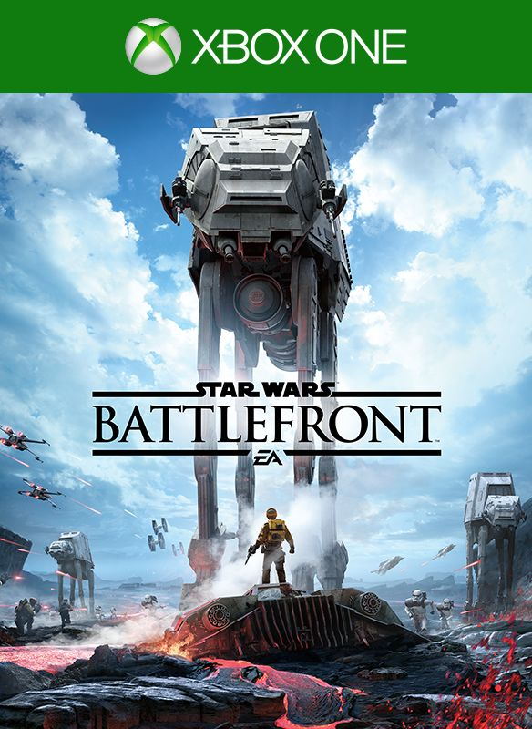 Star Wars: Battlefront for Xbox One (2015) - MobyGames