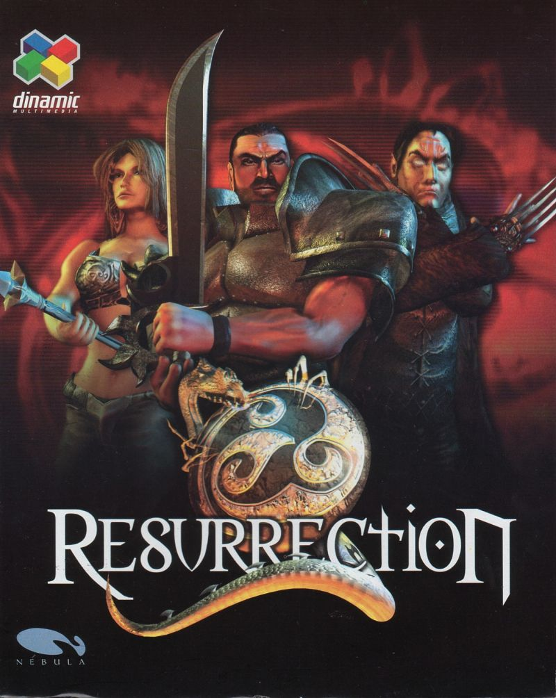 Resurrection Windows Front Cover