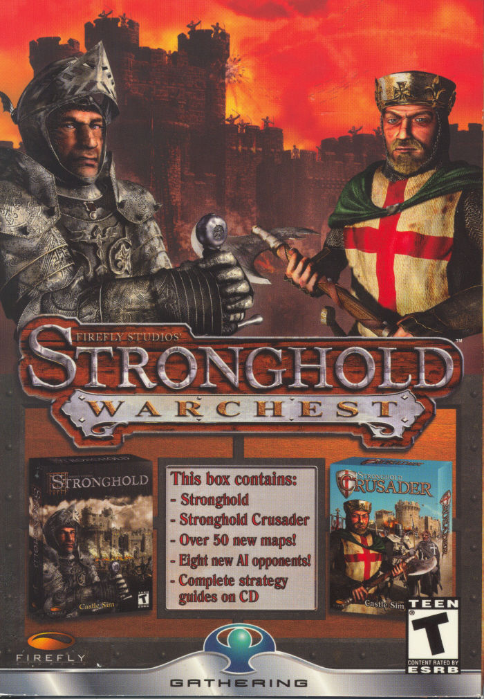 FireFly Studios' Stronghold Warchest