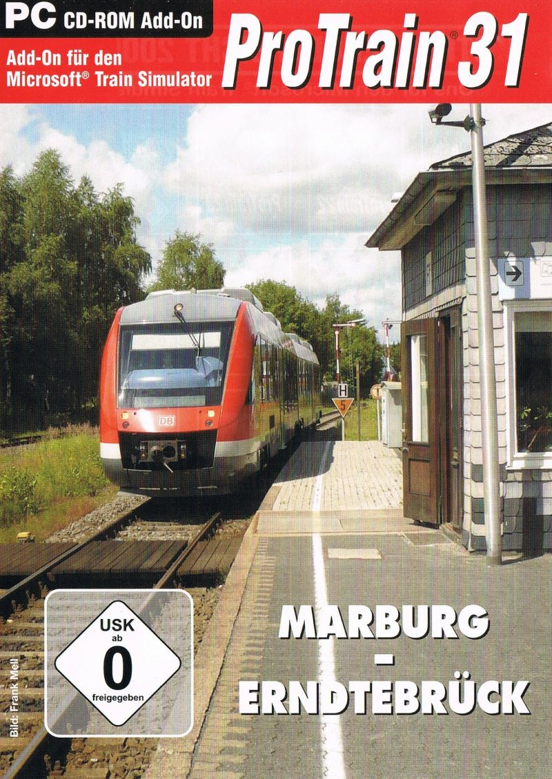 ProTrain 31: Marburg - Erndtebrück Windows Front Cover