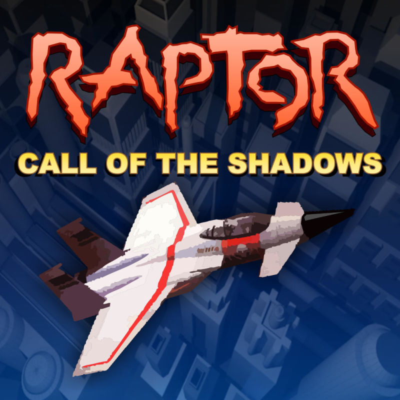 Raptor: Call of the Shadows iPhone Front Cover