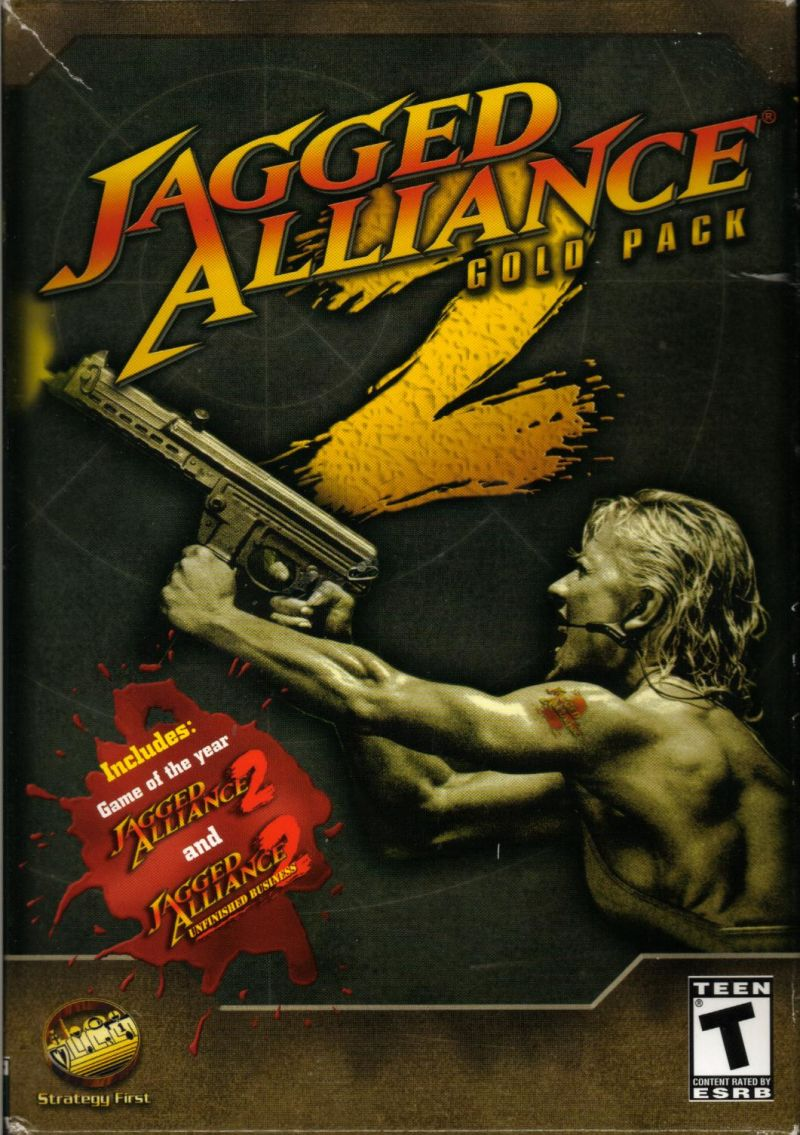Jagged Alliance 2 Gold Pack For Windows 2002 Mobygames