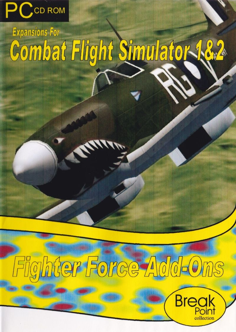 Expansions for Combat Flight Simulators 1&2: Fighter Force Add-Ons
