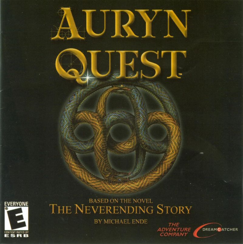 Auryn Quest Windows Other Jewel Case - Front