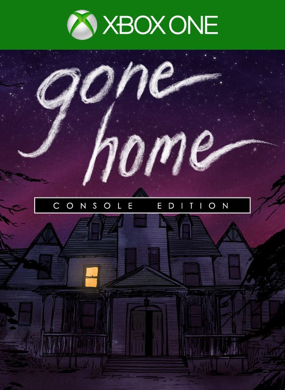 Book Cover Pictures Xbox One : Gone home for xbox one mobygames