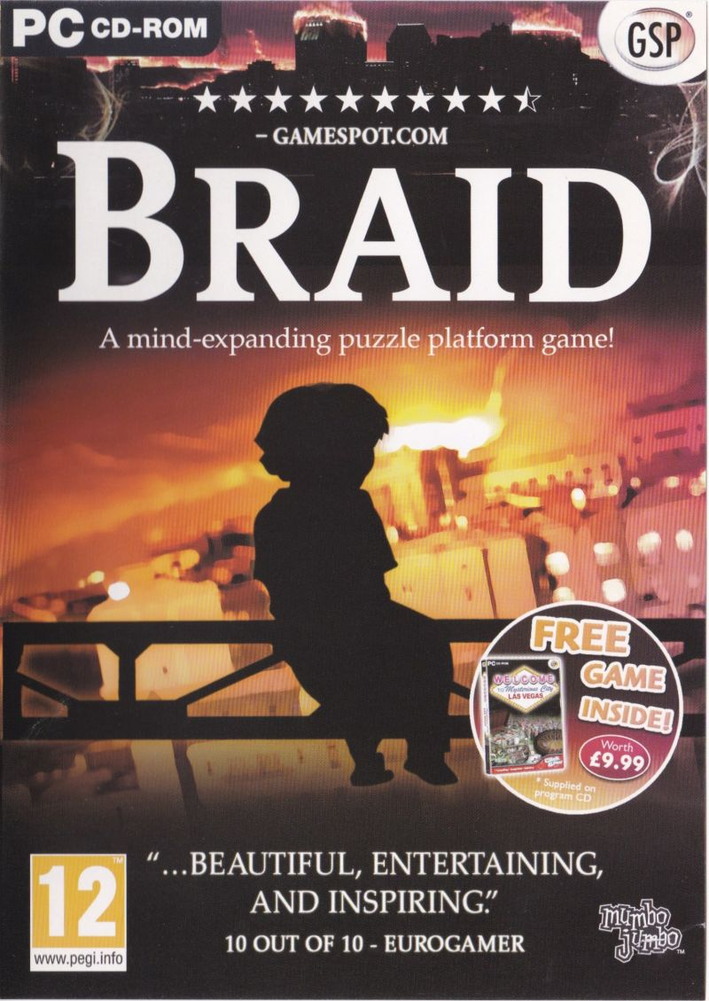 Braid / Mysterious City: Vegas