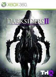 Darksiders II Xbox 360 Front Cover