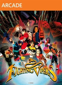 Fighting Vipers For Xbox 360 2012 Mobygames