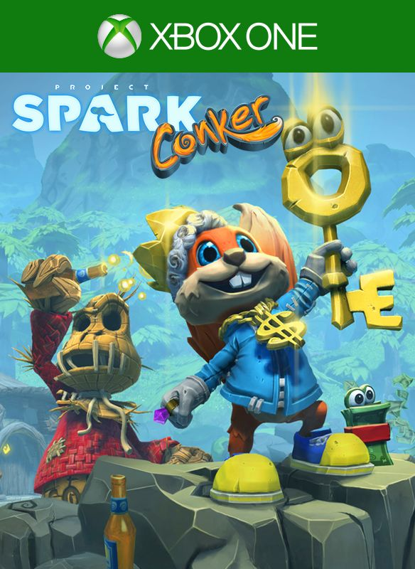 Project Spark: Conker Play & Create Bundle for Xbox One ...