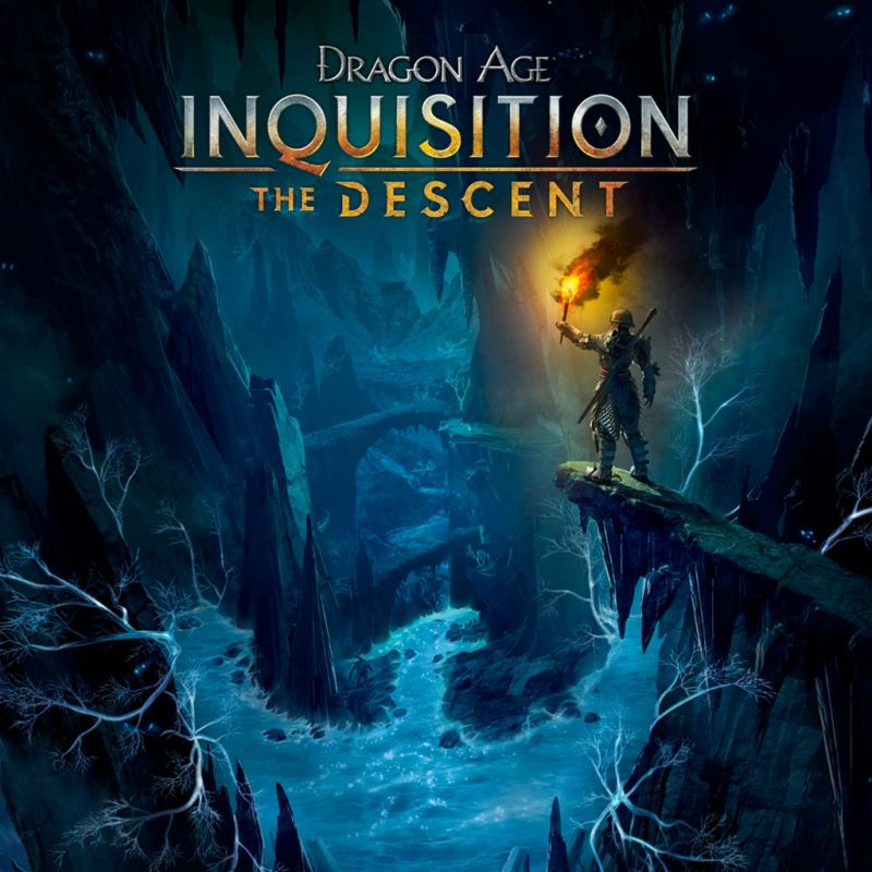 Dragon Age: Inquisition - The Descent PlayStation 4 Front Cover