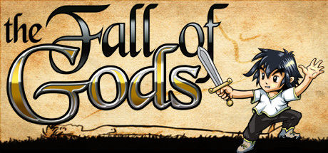 The Fall of Gods Windows Front Cover