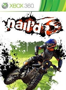 nail'd Xbox 360 Front Cover