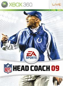 NFL Head Coach 09 for Xbox 360 (2008) - MobyGames