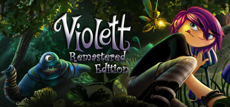 Violett: Remastered Edition Linux Front Cover