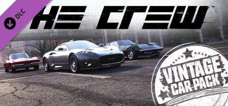 The Crew: Vintage Car Pack Windows Front Cover