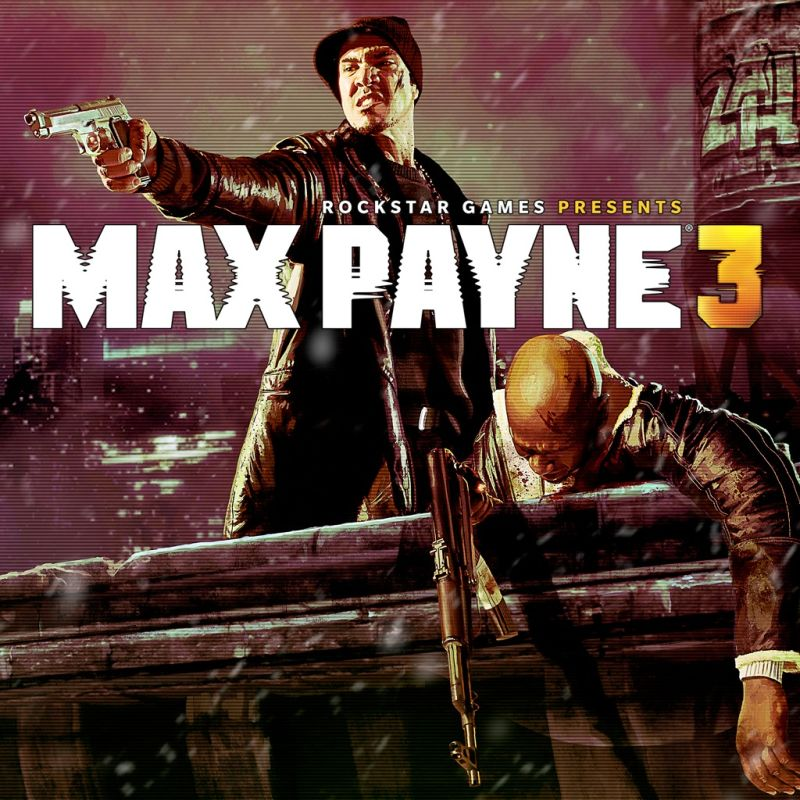 Max Payne 3: Disorganized Crime Pack PlayStation 3 Front Cover